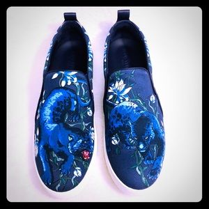 Louis Vuitton Panther Match Up Sneakers RARE